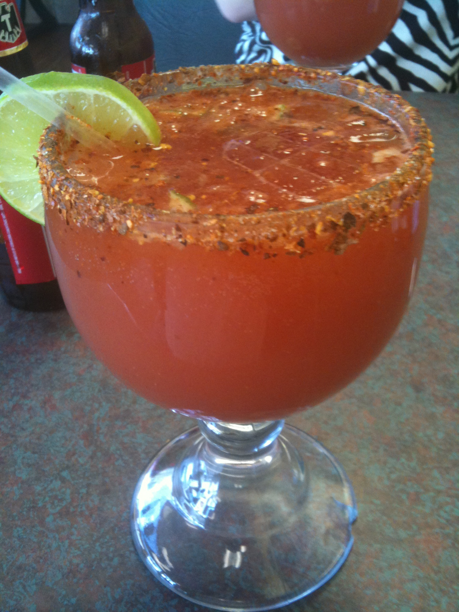 michelada | Grifter's Guide To Musician-Approved Road Food